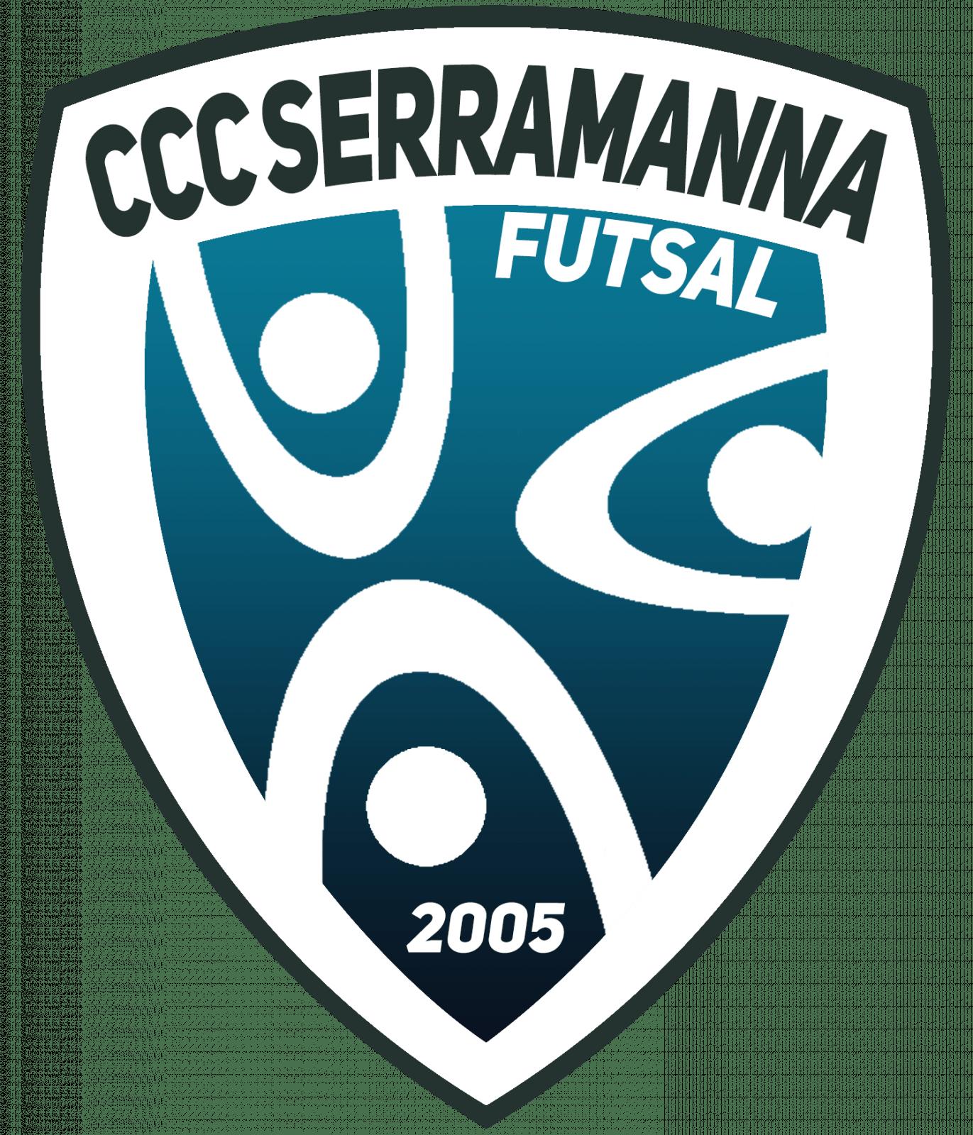 logo squadra di calcio a 5 - CCC Coarsa Futsal Serramanna